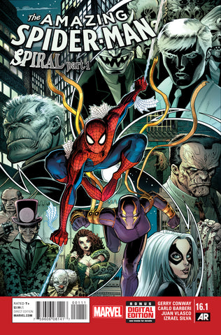AMAZING SPIDER-MAN #16.1 - Packrat Comics