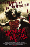 WONDER WOMAN #40 MOVIE POSTER VAR ED