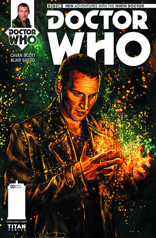 DOCTOR WHO 9TH #2 (OF 5) REG ZHANG - Packrat Comics