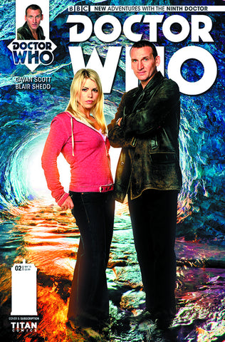 DOCTOR WHO 9TH #2 (OF 5) SUBSCRIPTION PHOTO - Packrat Comics