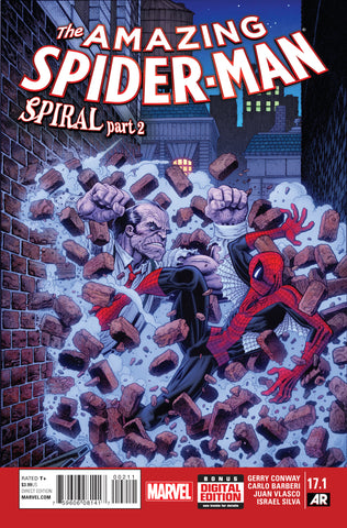 AMAZING SPIDER-MAN #17.1 - Packrat Comics
