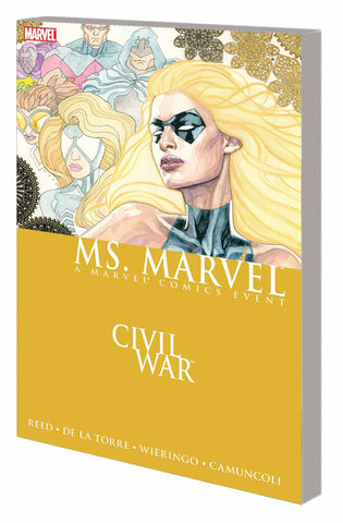 CIVIL WAR MS MARVEL TP - Packrat Comics