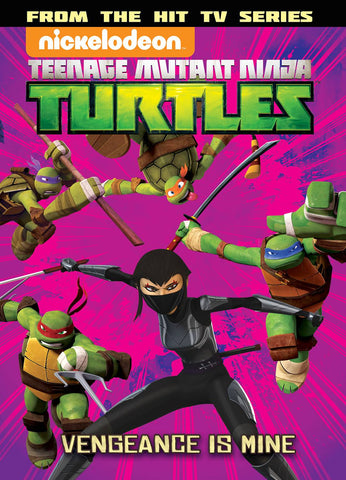 TMNT ANIMATED TP VOL 06 VENGEANCE IS MINE