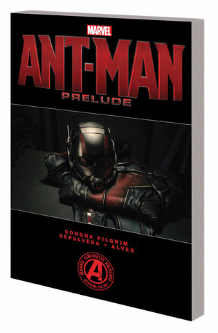 MARVELS ANT-MAN PRELUDE TP - Packrat Comics