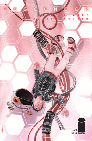 DESCENDER #3 (MR)