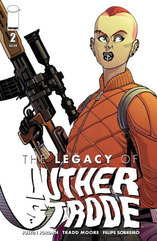 LEGACY OF LUTHER STRODE #2 (MR)