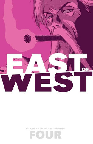 EAST OF WEST TP VOL 04 WHO WANTS WAR - Packrat Comics