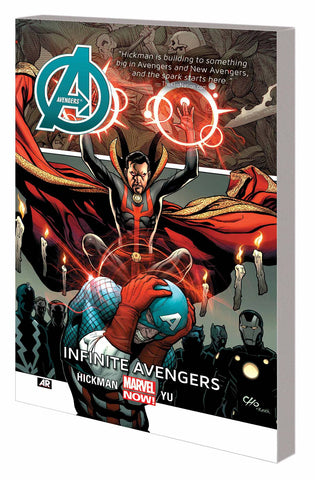 AVENGERS TP VOL 06 INFINITE AVENGERS - Packrat Comics