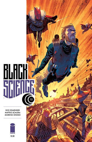 BLACK SCIENCE #15 (MR)