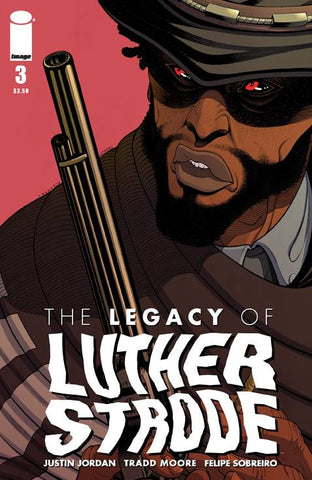 LEGACY OF LUTHER STRODE #3 (MR) - Packrat Comics