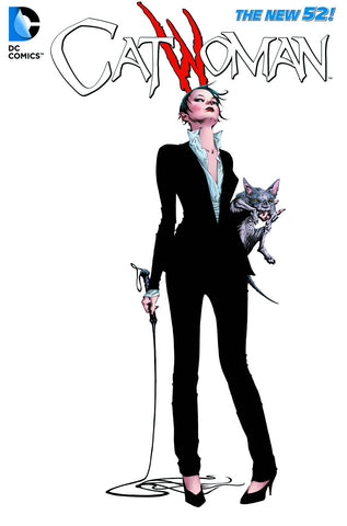 CATWOMAN TP VOL 06 KEEPER OF THE CASTLE - Packrat Comics