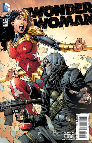 WONDER WOMAN #42 - Packrat Comics