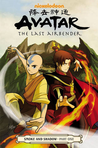 AVATAR LAST AIRBENDER TP VOL 10 SMOKE & SHADOW PART 1 - Packrat Comics