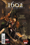 1602 WITCH HUNTER ANGELA #2 - Packrat Comics