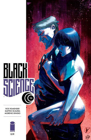 BLACK SCIENCE #16 (MR)