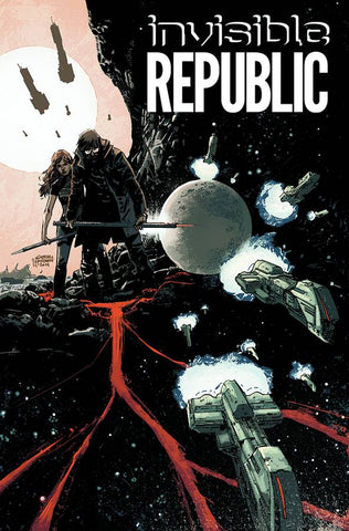 INVISIBLE REPUBLIC TP VOL 01 - Packrat Comics