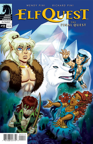 ELFQUEST FINAL QUEST #11 - Packrat Comics