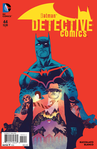 DETECTIVE COMICS #44 - Packrat Comics