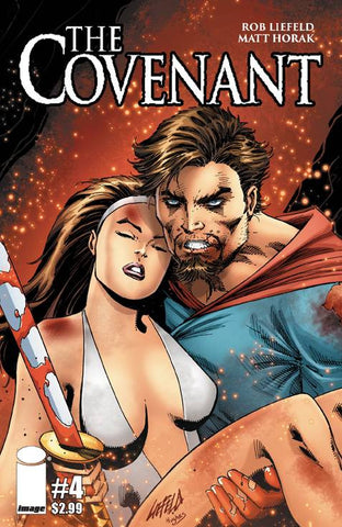 COVENANT #4 CVR A LIEFELD (MR)