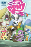 MY LITTLE PONY FRIENDS FOREVER #21
