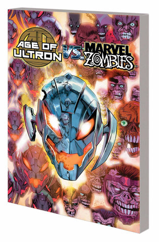 AGE OF ULTRON VS MARVEL ZOMBIES TP - Packrat Comics