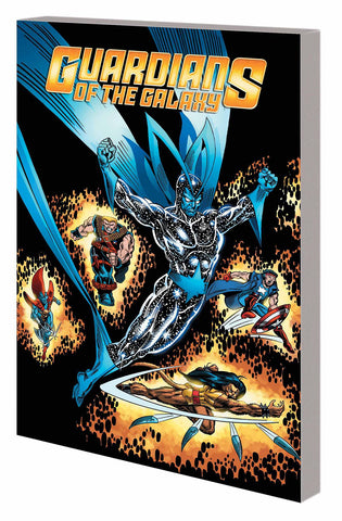 GUARDIANS OF GALAXY BY JIM VALENTINO TP VOL 03 - Packrat Comics