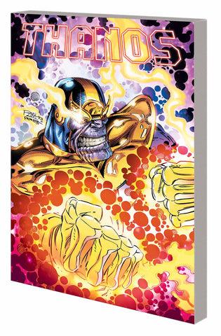 THANOS TP COSMIC POWERS