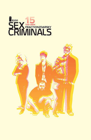 SEX CRIMINALS #15 (MR) - Packrat Comics