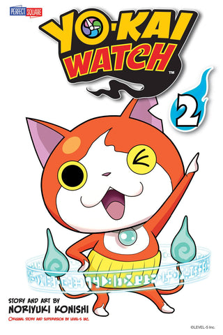 YO-KAI WATCH GN VOL 02