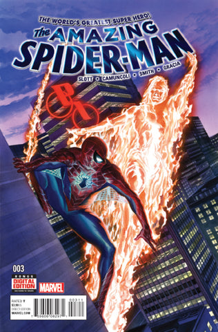 AMAZING SPIDER-MAN #3 - Packrat Comics
