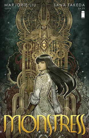 MONSTRESS #1 (MR) - Packrat Comics