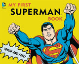 MY FIRST SUPERMAN BOOK BOARD BOOK NEW PTG (C - Packrat Comics
