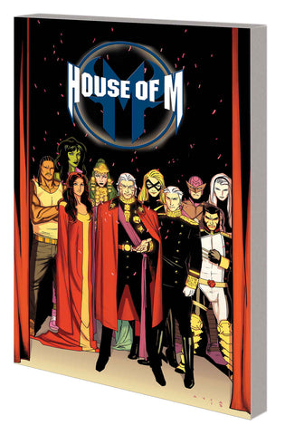 HOUSE OF M TP WARZONES - Packrat Comics