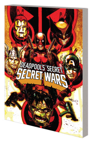 DEADPOOLS SECRET SECRET WARS TP - Packrat Comics