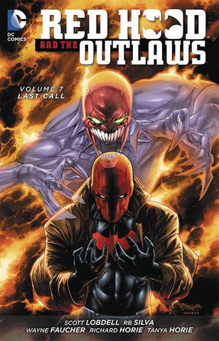 RED HOOD AND THE OUTLAWS TP VOL 07 LAST CALL - Packrat Comics