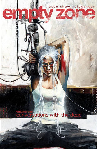 EMPTY ZONE TP VOL 01 CONVERSATIONS WITH THE DEAD (MR) - Packrat Comics