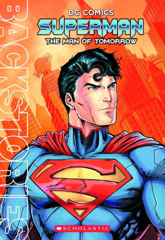 SUPERMAN MAN OF TOMORROW YR SC - Packrat Comics