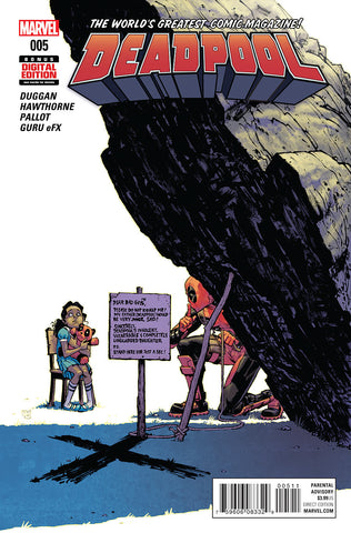 DEADPOOL #5 - Packrat Comics
