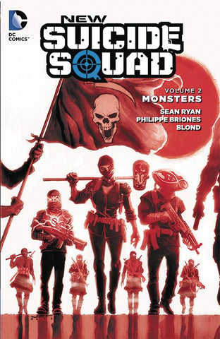 NEW SUICIDE SQUAD TP VOL 02 MONSTERS - Packrat Comics