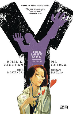 Y THE LAST MAN TP BOOK 04 (MR) - Packrat Comics