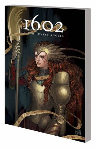 1602 WITCH HUNTER ANGELA TP - Packrat Comics