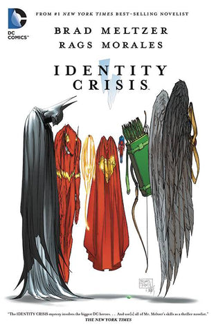 IDENTITY CRISIS TP NEW EDITION - Packrat Comics