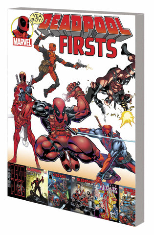 DEADPOOL FIRSTS TP - Packrat Comics