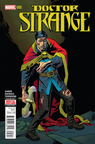 DOCTOR STRANGE #5 - Packrat Comics