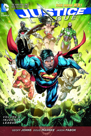 JUSTICE LEAGUE TP VOL 06 INJUSTICE LEAGUE - Packrat Comics