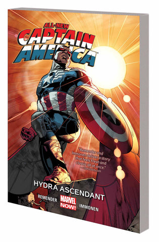 ALL NEW CAPTAIN AMERICA TP VOL 01 HYDRA ASCENDANT - Packrat Comics