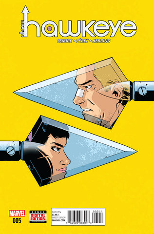 ALL NEW HAWKEYE #5 - Packrat Comics