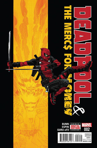 DEADPOOL MERCS FOR MONEY #2 (OF 5)