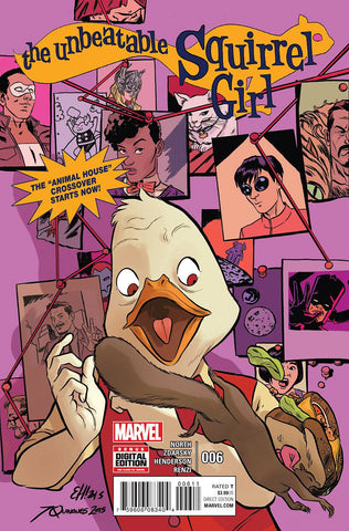 UNBEATABLE SQUIRREL GIRL #6