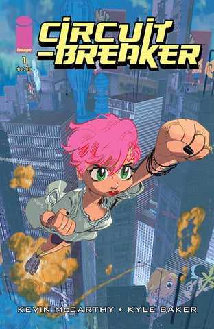 CIRCUIT BREAKER #1 (OF 5) - Packrat Comics